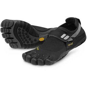 Vibram Black FiveFingers KSO Hiking Shoes size 9